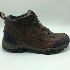 Ariat Men's Terrain Waterproof Boots Size 7.5 D
